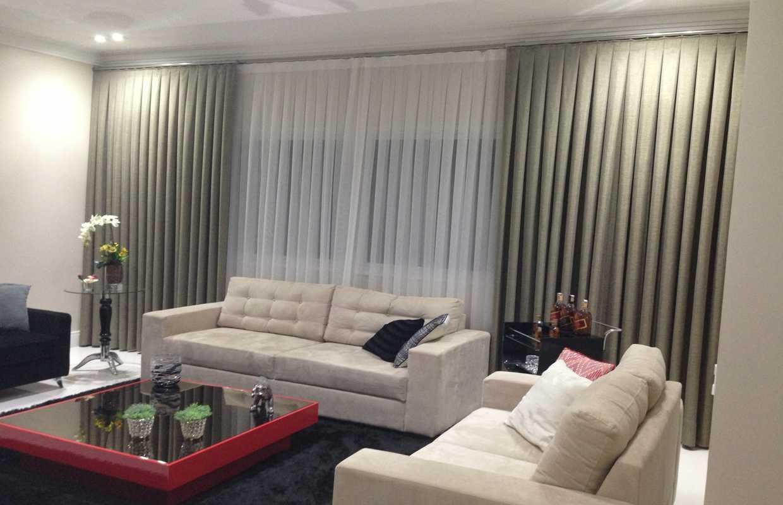Cortinas tecido para sala 62 3636 9970 prezare goi nia for Cortinas de visillo para sala